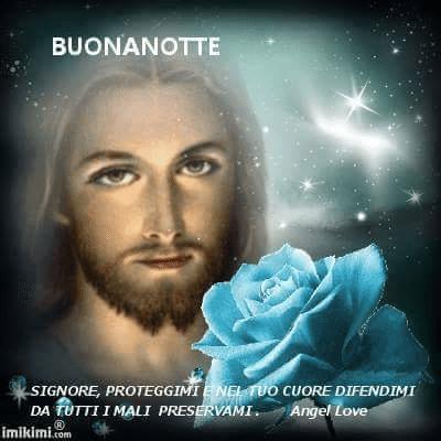 Buona Notte Con Gesu 8 Immagini Sacre